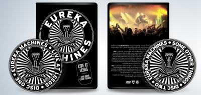 Eureka Machines - Live At Leeds (And Some Other Things) DVD